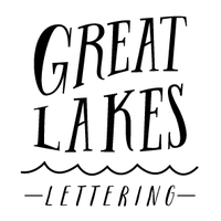 Great Lakes Lettering